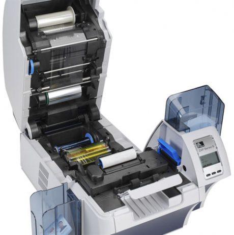 چاپگر کارت زبرا