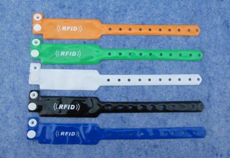 دستبند rfid